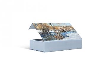 кашированные коробки собственное производство москва
