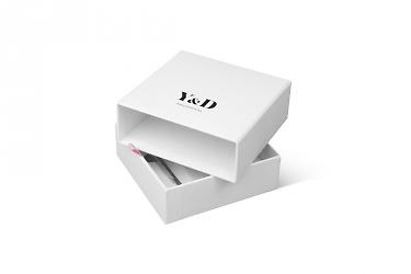 изготовление коробок с логотипом с картонным ложементом