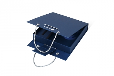 коробка с ложементом - заказать