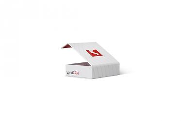 упаковка для флешки с ложементом из ЭВА