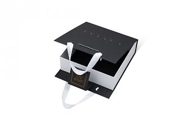 кашированная коробка-чемодан - заказать