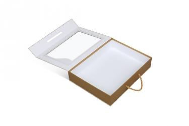 дизайнерские кашированные коробки