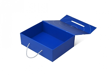 кашированные коробки для промо