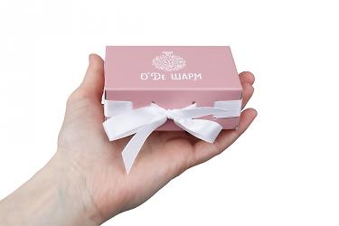 изготовление подарочной коробки большим тиражом