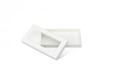 подарочная коробка с прозрачным окном