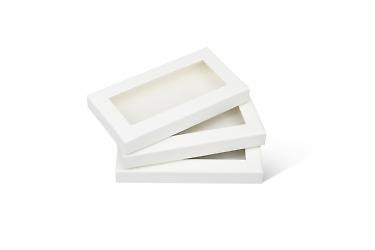 подарочная коробка из переплетного картона большим тиражом