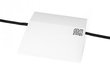 Упаковка подарочная с атласной лентой на заказ