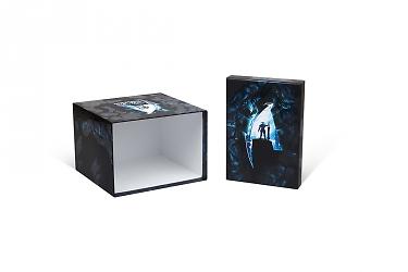 Коробка для тематического набора DOTA 2 в Москве – производство на заказ