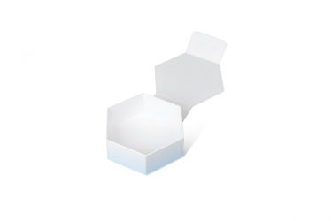 шкатулка на магните из переплетного картона
