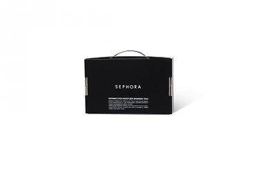 коробка самосборная с трафаретной печатью