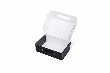 коробка самосборная разработка и производство