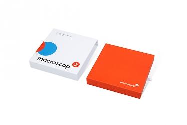 картонная подарочная упаковка с двойными бортами