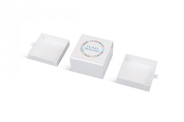 Оригинальная подарочная упаковка-пенал с 2-мя отделениями