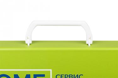 Кашированный чемодан от производителя большим тиражом