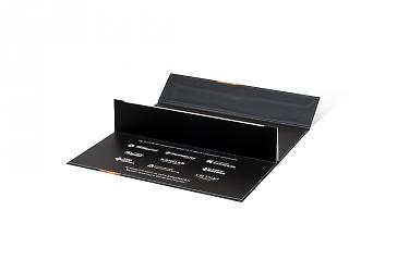 упаковка для подарочных карт со своим дизайном