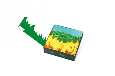 коробка с ложементом для игры настольной