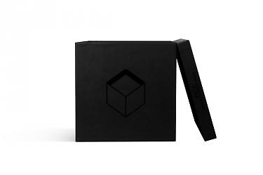 коробка крышка-дно изготовление