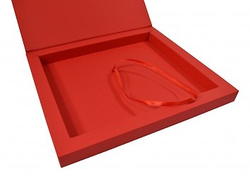 Эксклюзивная упаковка для фотокниги и визитки