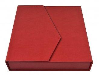 Подарочная коробка для фотокниги, диджипака и ручки