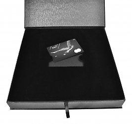 Упаковка дизайнерская для пластиковых карт