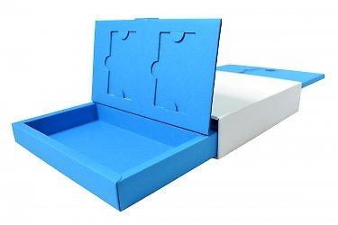 Изготовление упаковки для пластиковых карт