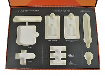 Кашированные коробки с ложементом под заказ