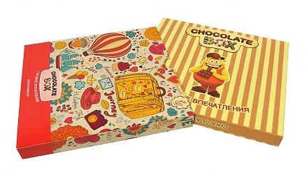 Изготовление коробочек для шоколада и пластиковой карты