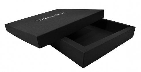 Упаковка для украшений из дизайнерского картона — изготовление картонных коробок