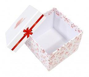 Заказать коробки крышка-дно для подарков
