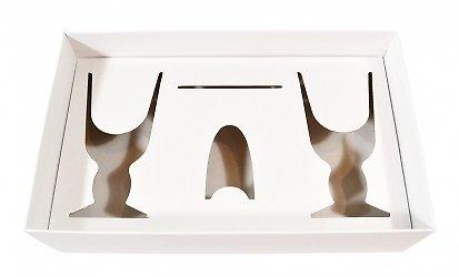Подарочная коробка, производство коробок с ложементом на заказ