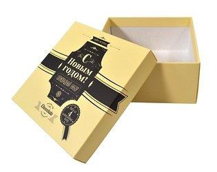 Подарочная упаковка, коробки крышка-дно для шоколада