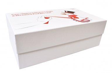 Кашированные коробки, изготовление подарочной упаковки с перегородками