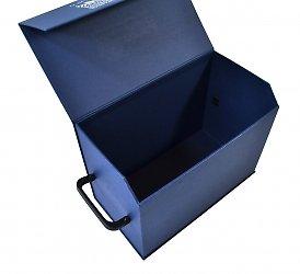 Кашированные коробки под заказ для набора книг