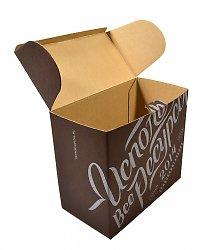 Коробка сборная для подарочного набора