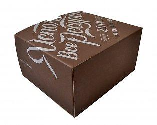 Упаковка подарочная, коробка сборная на заказ