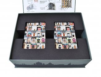 Подарочные коробки, производство на заказ