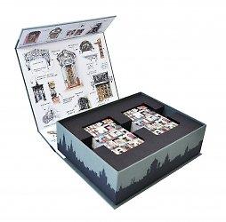 Фирменная коробка для игры