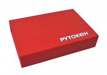 Коробка с ложементом для флешек и USB-брелков