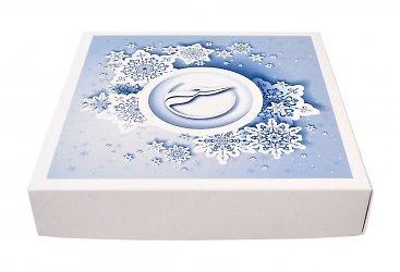 Картонная подарочная упаковка для сувениров