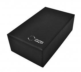 Кашированная коробка крышка-дно для колонки