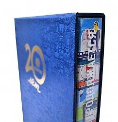 Фирменный футляр для книг
