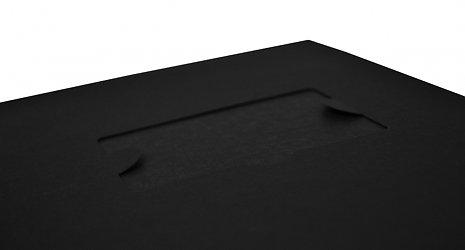 Упаковка пластиковых карт из картона