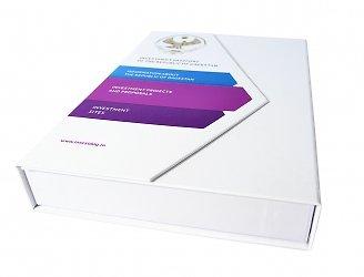 Подарочная коробка для флешки и каталога