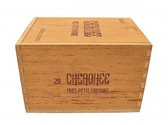 Деревянная коробка-пенал в качестве купюрницы в Москве – производство на заказ