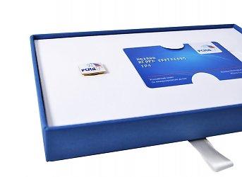 изготовление коробок для пластиковых карт и сувениров