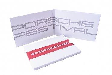 упаковка для приглашений и сертификата под заказ