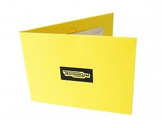 упаковка для подарочного сертификата на заказ