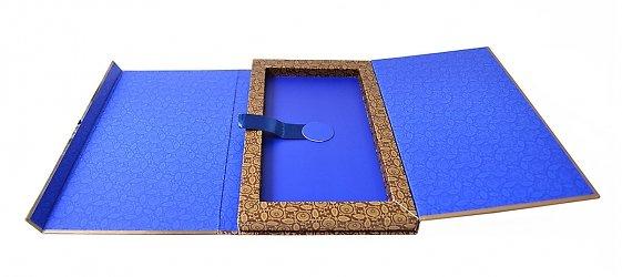 эксклюзивная подарочная упаковка для страхового полиса