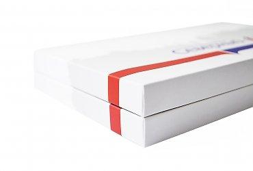 фирменные коробки на магнитах на заказ