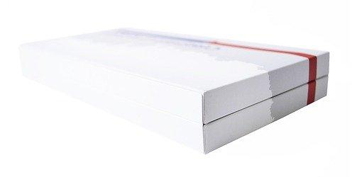 Эксклюзивная упаковка-кошелек для буклета, пластиковых карт, визиток и флешки в Москве – производство на заказ